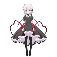 Rewrite(リライト) 篝(かがり) コスプレ衣装