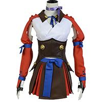甲鉄城のカバネリ 無名(むめい) コスプレ衣装