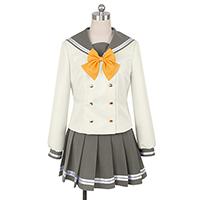 ラブライブ! サンシャイン!! 1年生 黒澤ルビィ 浦の星女学院 コスプレ衣装