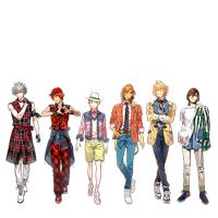 うたの プリンスさまっ Shining Dream Festa DAY DREAM 全員 コスプレ衣装