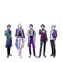 うたの プリンスさまっ Shining Dream Festa NIGHT DREAM 全員 コスプレ衣装