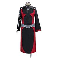 双星の陰陽師 焔魔堂ろくろ(えんまどう ろくろ) コスプレ衣装
