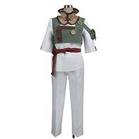 甲鉄城のカバネリ 侑那(ゆきな) コスプレ衣装