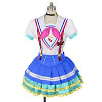 ラブライブ! サンシャイン!! 青空Jumping Heart / Aqours 黒澤ルビィ(くろさわ るびぃ) コスプレ衣装