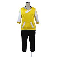 ポケモンGO 調教師 黄色 コスプレ衣装