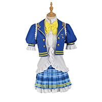 ラブライブ! サンシャイン!! 国木田花丸(くにきだ はなまる) スクールアイドルフェスティバル コスプレ衣装