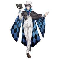 文豪とアルケミスト 江戸川乱歩(えどがわ らんぽ)コスプレ衣装