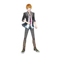 ボーイフレンド(仮)きらめき☆ノート 遊馬百汰(あすま ももた)藤城学園 3年生 コスプレ衣装