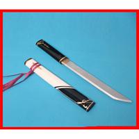 刀剣乱舞 脇差男士 短刀 包丁藤四郎  刀+鞘  コスプレ道具