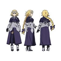 Fate/Apocrypha  ルーラー/ジャンヌ・ダルク   コスプレ衣装