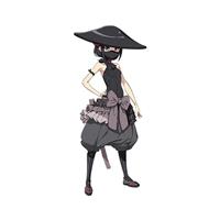 プリンセス・プリンシパル   ちせ    スパイ服    コスプレ衣装