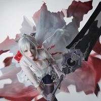 シノアリス SINoALICE 正義 スノウホワイト コスプレ衣装ver.3