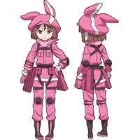 ソードアート・オンライン(Sword Art Online)GGO  レン(Llenn) / 小比類巻香蓮(こひるいまき かれん)コスプレ衣装
