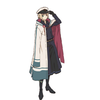 ニル・アドミラリの天秤 帝都幻惑綺譚    星川翡翠(ホシカワ ヒスイ)    コスプレ衣装