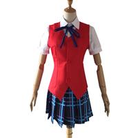 魔法少女俺 卯野さき(うの さき) 制服  コスプレ衣装