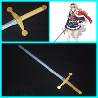 少女歌劇 レヴュー・スタァライト   西條クロディーヌ(さいじょうクロディーヌ) 剣 コスプレ道具