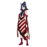 エガオノダイカ   レイラ・エトワール   コスプレ衣装