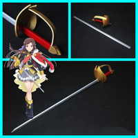 【少女歌劇 道具】レヴュー・スタァライト   天堂真矢(てんどうまや)  剣   コスプレ道具