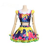 【バンドリ! 衣装】BanG Dream! Poppin'Party New_Costumes  戸山香澄(とやま かすみ) コスプレ衣装