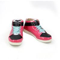 【A3!(エースリー) ブーツ 】 佐久間咲也(さくまさくや)合皮 ゴム底 コスプレ靴 コスプレブーツ