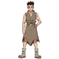 Dr.STONE(ドクターストーン) 大木大樹(おおき たいじゅ) コスプレ衣装