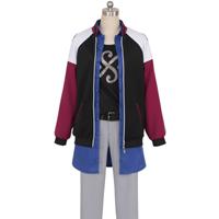 【IDOLiSH 7 衣装】アイドリッシュセブン  第4部 zool  狗丸トウマ(いぬまる とうま) コスプレ衣装