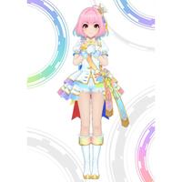 アイドルマスター  シンデレラガールズ スターライトスポット「デレステ」4周年  夢見りあむ (ゆめみりあむ) コスプレ衣装