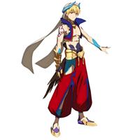 Fate/Grand Order 絶対魔獣戦線バビロニア ギルガメッシュ コスプレ衣装