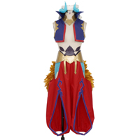 【FGO 衣装】Fate/Grand Order  絶対魔獣戦線バビロニア   ギルガメッシュ   コスプレ衣装
