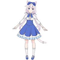 ネコぱら  バニラ  コスプレ衣装