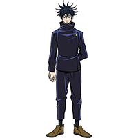 呪術廻戦   伏黒恵(ふしぐろ めぐみ)  コスプレ衣装
