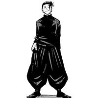 呪術廻戦   夏油傑(げとう すぐる)  コスプレ衣装