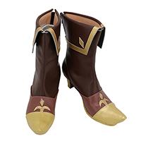 【プリンセスコネクト ブーツ 】Re:Dive プリコネ キャル 合皮 ゴム底 コスプレ靴