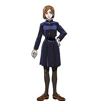 呪術廻戦   アニメ版  釘崎野薔薇(くぎさき のばら) コスプレ衣装