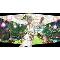 ディズニー ツイステッドワンダーランド(ツイステ) フェアリーガラ 春を呼ぶ妖精たちの祝祭  カリム・アルアジーム コスプレ衣装