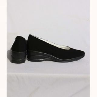 銀魂 神楽 ブラック 合皮  コスプレ靴