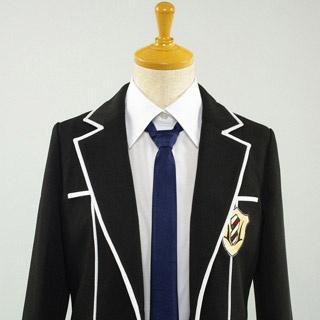 ギルティクラウン 桜満集  天王洲一高校 男子制服 コスプレ衣装