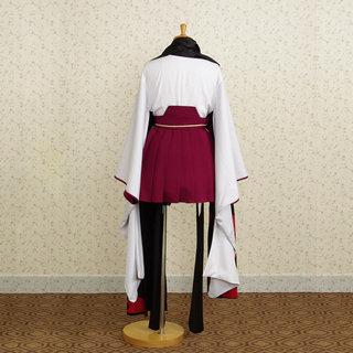 妖狐×僕SS 白鬼院凜々蝶 先祖返り  コスプレ衣装