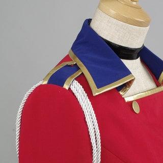 マクロスF マクロス フロンティア シェリル 射手座 いて座 赤風  軍服 コスプレ衣装