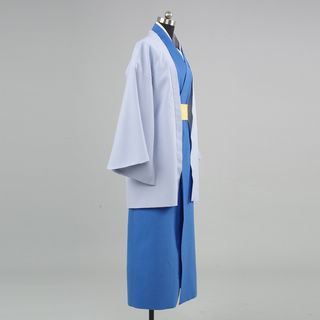 銀魂 攘夷党(桂一派) 桂小太郎  着物風 コスプレ衣装