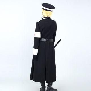 VOCALOID からくり卍ばーすと  鏡音レン 軍服  コスプレ衣装