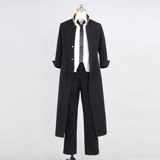 【新春特価】女性M K/ケイ 夜刀神狗朗(やとがみ くろう) 風 コスプレ衣装