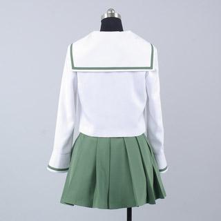 ガールズ&パンツァー  Girls and Panzer 西住みほ  コスプレ衣装