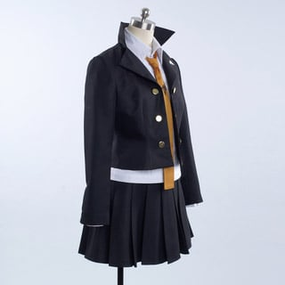 ダンガンロンパ 希望の学園と絶望の高校生 霧切響子  コスプレ衣装 ver2