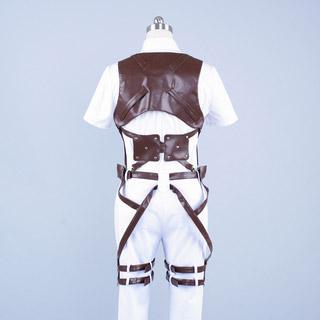 進撃の巨人 調査兵団  ミカサ ・アッカーマン  コスプレ衣装 ver2