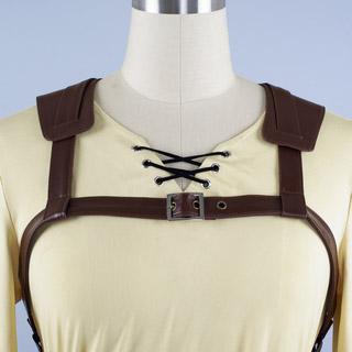 進撃の巨人  調査兵団 エレン ・イェーガー  コスプレ衣装 ver2