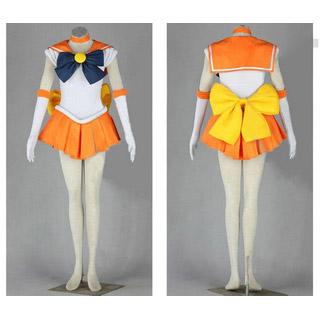 美少女戦士セーラームーン 愛野美奈子(あいの みなこ) 戦闘服 コスプレ衣装