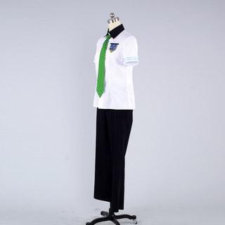 Free! 七瀬 遙(ななせ はるか)/橘 真琴  夏日の制服 コスプレ衣装