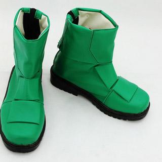 獣拳戦隊ゲキレンジャー 緑  コスプレブーツ