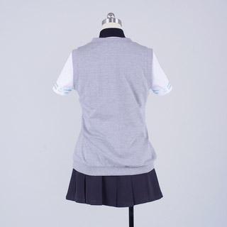 Free! 岩鳶高校 松岡 江    夏日の制服 コスプレ衣装